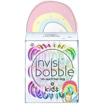 Invisibobble KIDS Magic Rainbow - Haargummis 3 Stück – Bild 1