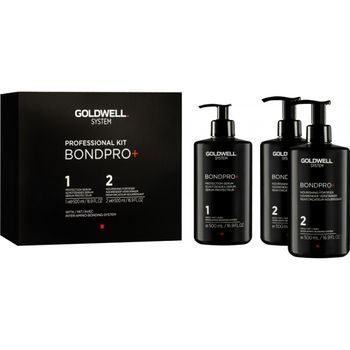 Goldwell BOND PRO+ Salon Kit 3x500ml – Bild 1