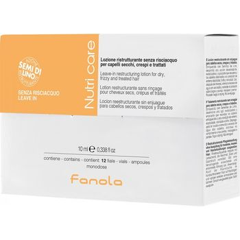 Fanola Nutri Care Lotion 12X10ml