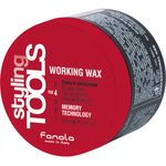 Fanola Styling Tools Working Wax 100ml - Shaping Paste 001