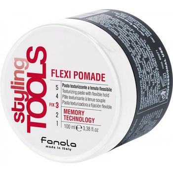 Fanola Styling Tools Flexi Pomade 100ml - Texturizing Paste Flexible Hold