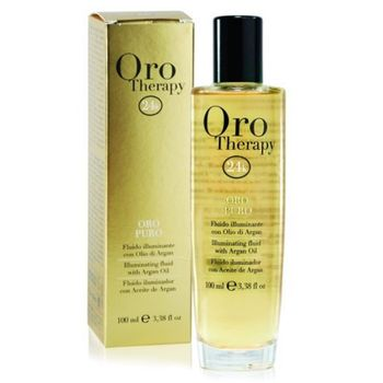 Fanola Oro Pure Therapy Fluid 100ml – Bild 2