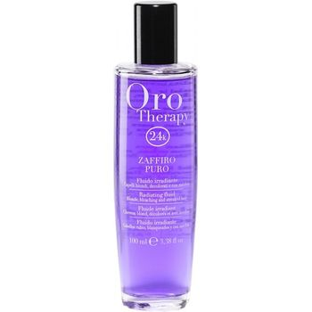 Fanola Oro Pure Therapy Fluid Zaffiro 100ml