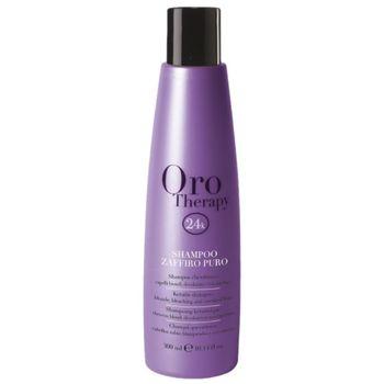 Fanola Oro Puro Therapy Shampoo Zaffiro 300ml
