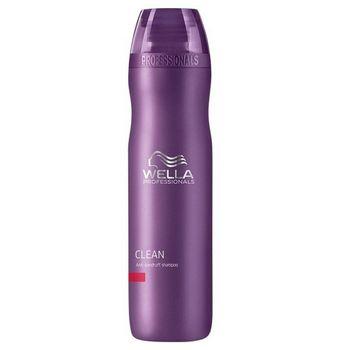 Wella Care Balance Clean Anti-Schuppen Haarshampoo 250ml