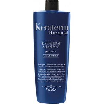 Fanola Keraterm Shampoo 1000ml