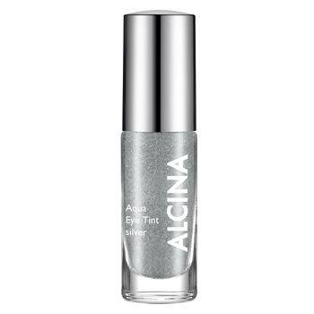 Alcina Aqua Eye Tint - silver