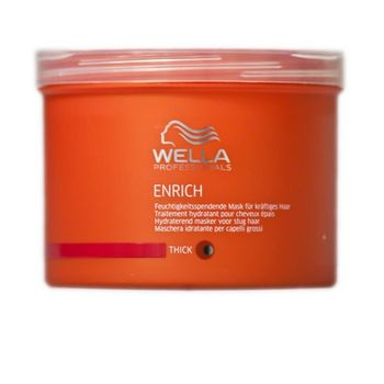 Wella Care Enrich Mask 500ml kräftiges Haar