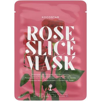 Kocostar Slice Mask Sheet Rose Flower – Bild 1