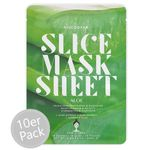 Kocostar Slice Mask Aloe 10er Pack 001