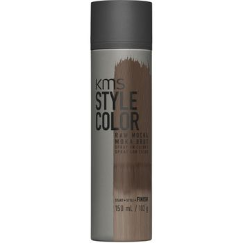 KMS Style Color Raw Mocha 150 ml - Farbspray