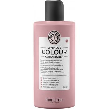 Maria Nila Luminous Colour Set - Shampoo 350 ml + Conditioner 300 ml + Kocostar Cocumber Mask – Bild 3