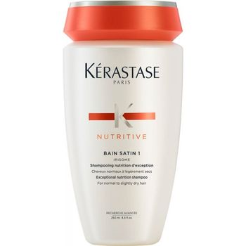Kérastase Nutritive Set - Bain Satin 1 250ml + Nectar Thermique 150ml – Bild 2