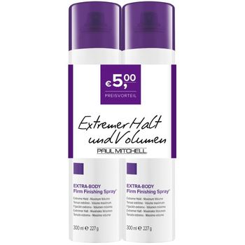 Paul Mitchell Extra Body Firm Finishing Spray Duo 2 X 300 ml – Bild 2