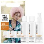 Paul Mitchell Take Home Color Protect - Conditioner 100 ml + Locking Spray 100 ml + Free Shampoo 100 ml 001