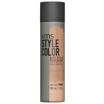 KMS Style Color Nude Peach 150 ml - Farbspray