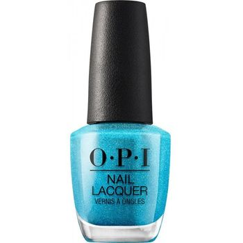 OPI Nail Lacquer 15 ml - NLB54 - Teal The Cows Come Home – Bild 1