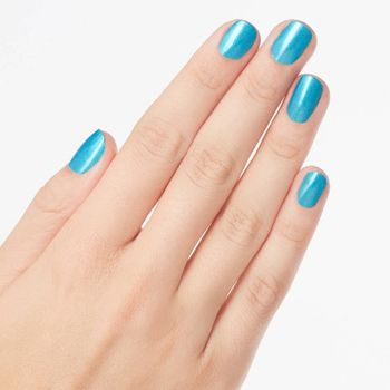 OPI Nail Lacquer 15 ml - NLB54 - Teal The Cows Come Home – Bild 4