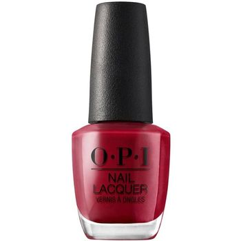 OPI Nail Lacquer 15 ml - NLH02 - Chick Flick Cherry – Bild 1