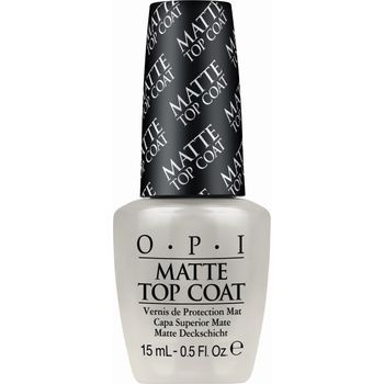 OPI Matte Top Coat 15 ml - NTT35