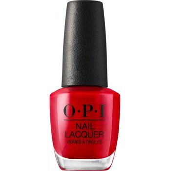 OPI Nail Lacquer 15 ml - NLN25 - Big Apple Red