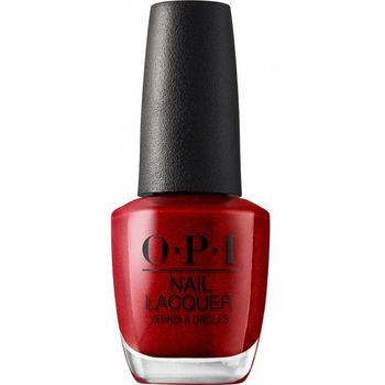 OPI Nail Lacquer 15 ml - NLR53 - An Affair in Red Square – Bild 1