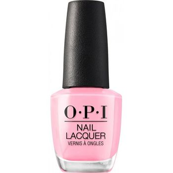 OPI Nail Lacquer 15 ml - NLS95 - Pink-ing of You – Bild 1
