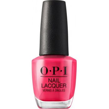 OPI Nail Lacquer 15 ml - NLB35 - Charged Up Cherry – Bild 1