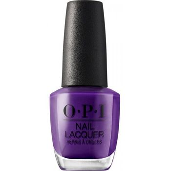 OPI Nail Lacquer 15 ml - NLB30 - Purple with a Purpose – Bild 1
