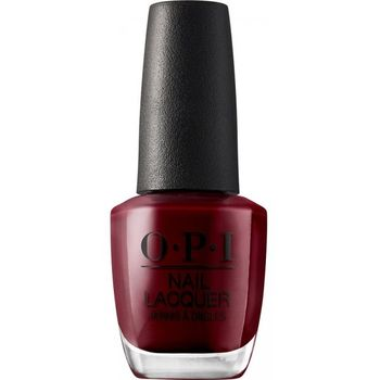 OPI Nail Lacquer 15 ml - NLW52 - Got the Blues for Red – Bild 1
