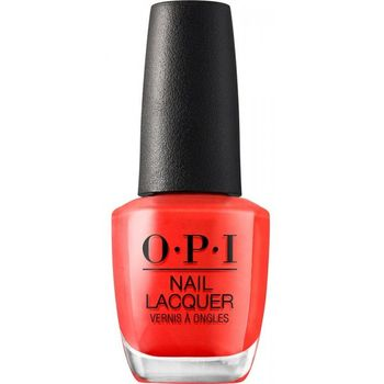 OPI Nail Lacquer 15 ml - NLH47 - A Good Man-Darin is Hard to Find – Bild 1