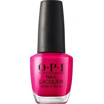 OPI Nail Lacquer 15 ml - NLC09 - Pompeii Purple – Bild 1
