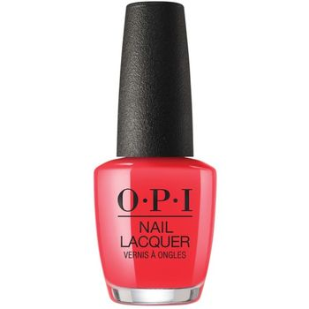 OPI Nail Lacquer 15 ml - NLT30 - I Eat Mainely Lobster – Bild 1