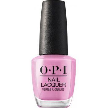 OPI Nail Lacquer 15 ml - NLH48 - Lucky Lucky Lavender – Bild 1