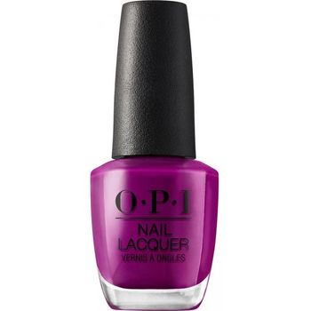 OPI Nail Lacquer 15 ml - NLE50 - Pamplona Purple – Bild 1