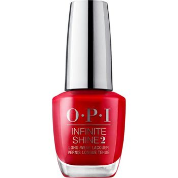 OPI Infinite Shine 15 ml - ISLN25 - Big Apple Red – Bild 1