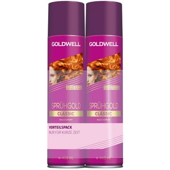 Goldwell Style Sign Sprühgold Classic DUO-PACK (2x 400ml)