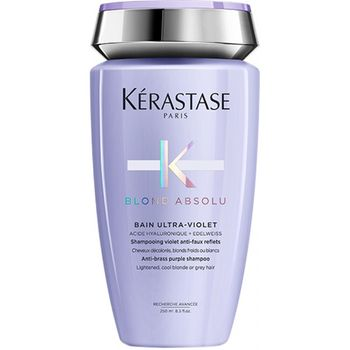 Kérastase Blond Absolu Set - Bain Ultra-Violet 250ml + Cicaflash 250 ml – Bild 2