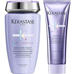 Kérastase Blond Absolu Set - Bain Ultra-Violet 250ml + Cicaflash 250 ml 001