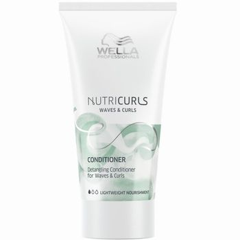 Wella NutriCurls Conditioner 30 ml