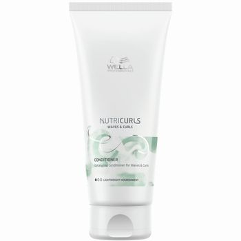 Wella NutriCurls Conditioner 200 ml