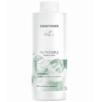 Wella NutriCurls Conditioner 1000 ml