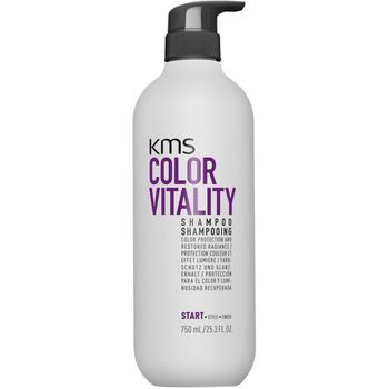 KMS Colorvitality Shampoo 750 ml - NEU