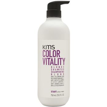 KMS Colorvitality Blonde Shampoo 750ml - NEU