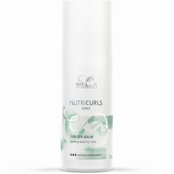 Wella NutriCurls Curlixir 150 ml - Leave-In Balsam
