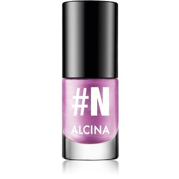 Alcina Nail Colour 5 ml - New York 010 – Bild 1