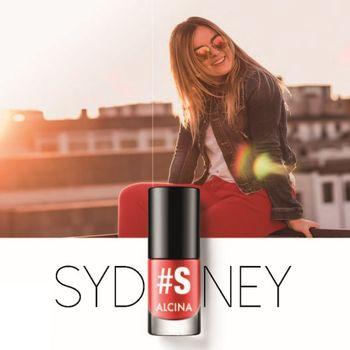 Alcina Nail Colour 5 ml - Sydney 100 – Bild 2