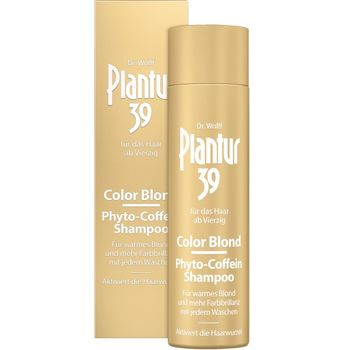 Plantur 39 Color Blond Phyto-Coffein-Shampoo 250 ml