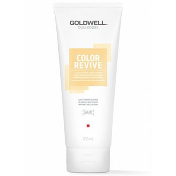 Goldwell Dualsenses Color Revive Conditioner - Warmes Hellblond 200 ml