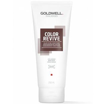 Goldwell Dualsenses Color Revive Conditioner - Kühles Braun 200 ml